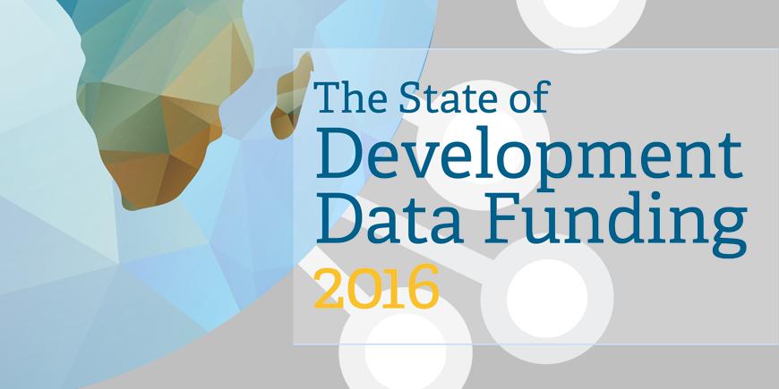 state of development data funding 2016