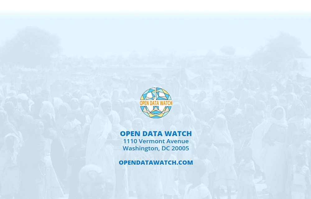 Open Data Inventory 2017 Annual Report – Open Data Watch