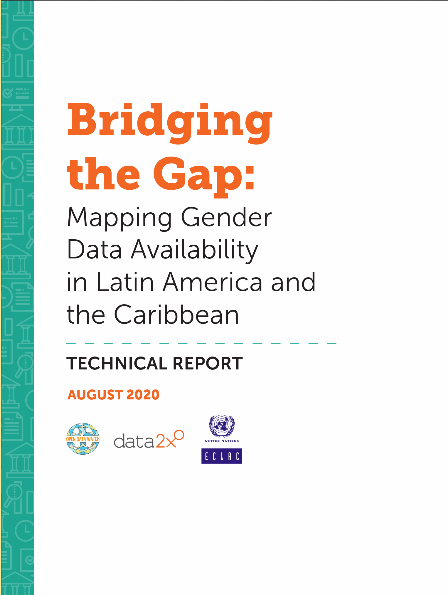 Bridging the Gap - Gender Data in Latin America and the Caribbeanri